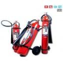 Carbon dioxide Trolley Fire Extinguisher - 25 Kg