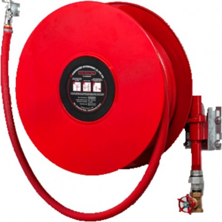 "Fixed Hose reel 3/4"" X 30M Complete"