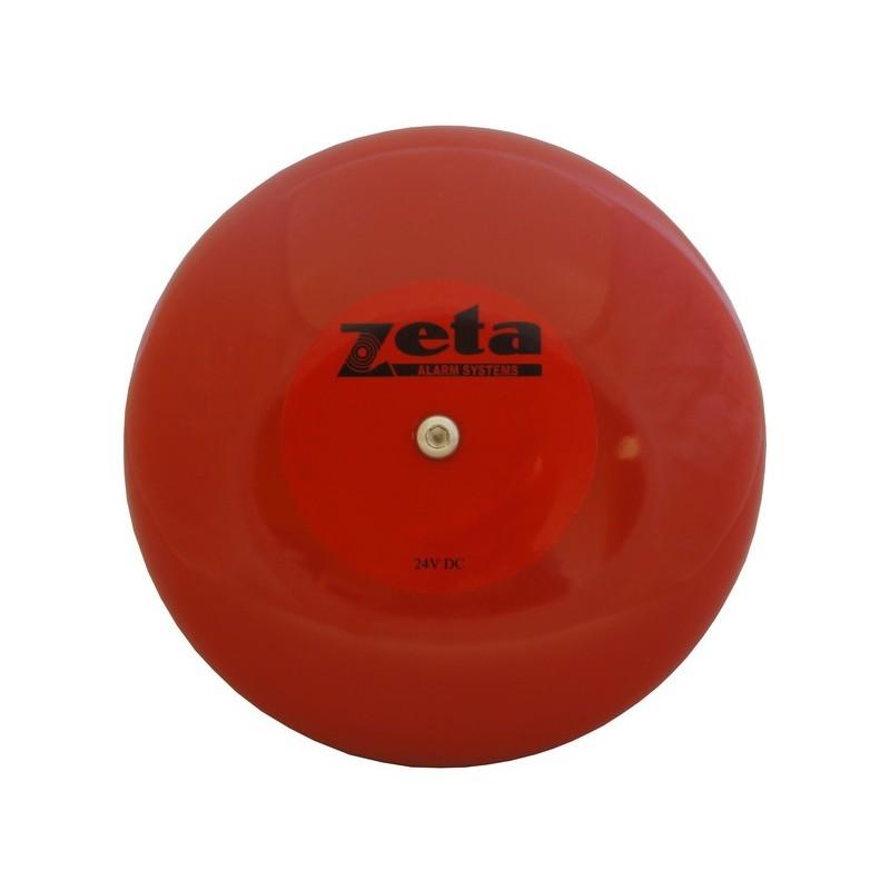Zeta 6 Inches Alarm Fire Alarm Bell (24V DC)