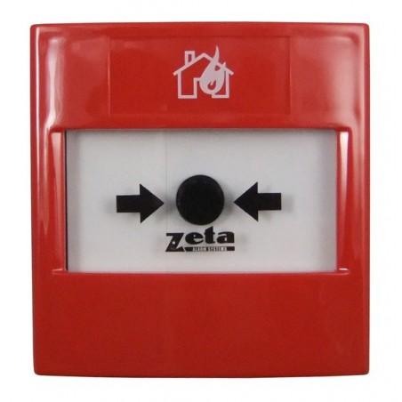 Zeta Addressable Manual Call Point