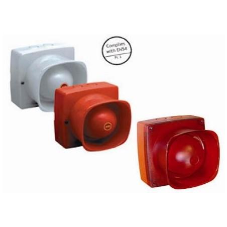 Addressable Maxitone Sounder Flasher