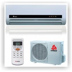 Chigo Wall mount 1800BTU split type air conditioner