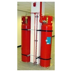 HFC-227ea FM200 Fire Suppression System