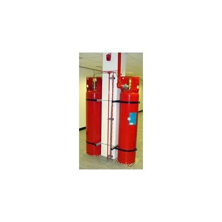 HFC-227ea FM200 Fire Suppression System