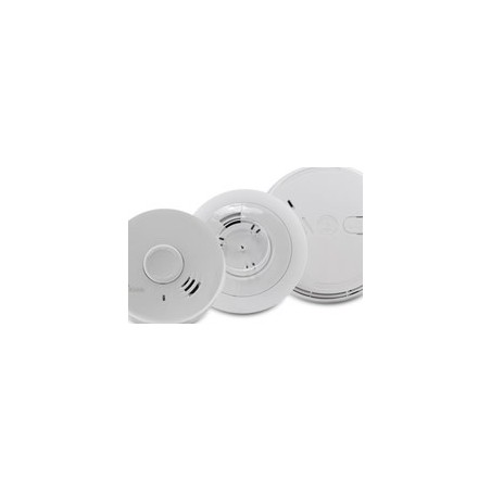 Photon Battery Operated Heat Detector