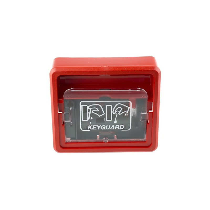 Key Guard Red without Switch