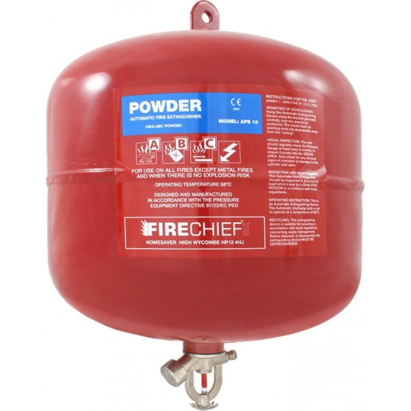Automatic Drypowder 6kg