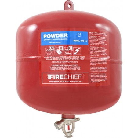 Automatic Drypowder Fire Extinguisher - 12Kg