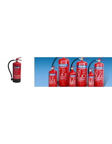 Dry Powder Pressure Type FE